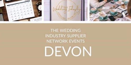 The Wedding Industry Supplier Networking Events DEVON