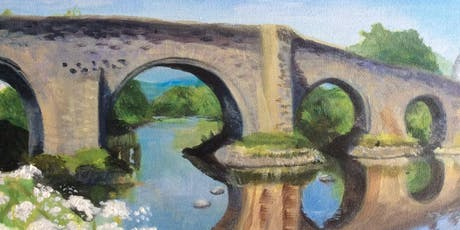Stirling Bridge Paint n Sip with @blaeberryriverart tickets