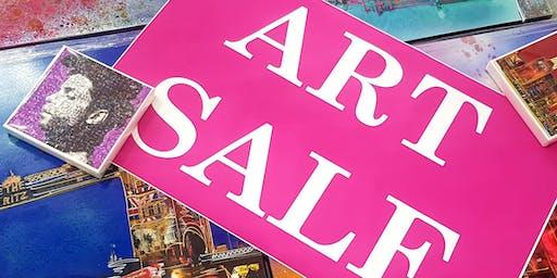 Rare Art Summer Sale