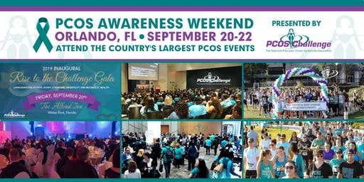 PCOS Awareness Weekend 2019 - Orlando