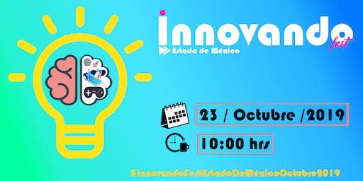 Innovando Fest Estado de México Octubre 2019