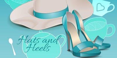 We Rock Heels presents The Pretty Girls Rock High Tea 2020