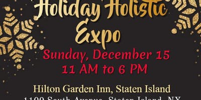 Universal Holiday Holistic Expo