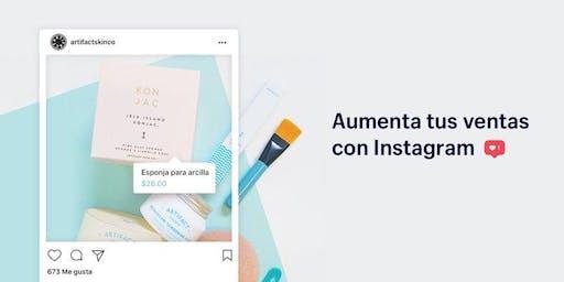 AUMENTA TUS VENTAS CON INSTAGRAM (Digital Marketing Hands-on Training)