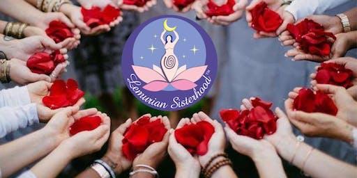 Lemurian Sisterhood Sacred Healing Circle