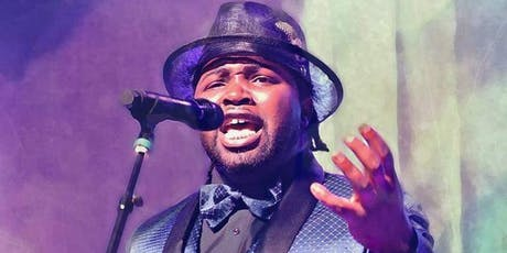 Blue Monday w/ Marquise Knox presented by Magellan Corporation tickets