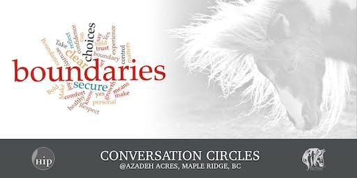 Summer Conversation Series | Bold Boundaries: Respect yourself.