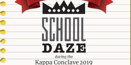 School Daze HBCU Benefit Party tickets