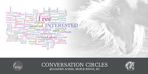 Summer Conversation Series | Be your Best Self