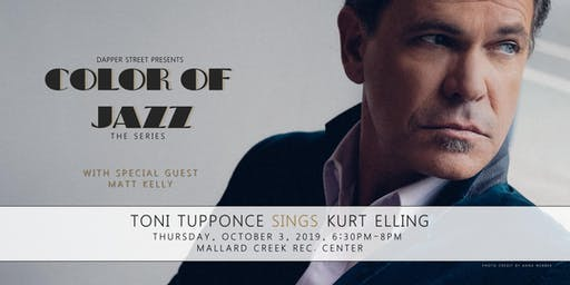 Color of Jazz - Toni Tupponce & Matt Kelly sing Kurt Elling