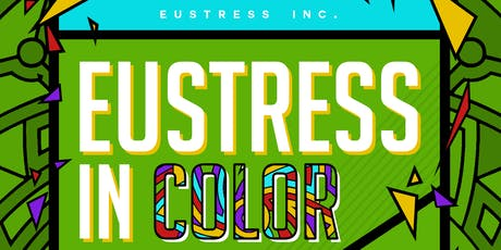 Eustress In Color: Adult Coloring Night tickets