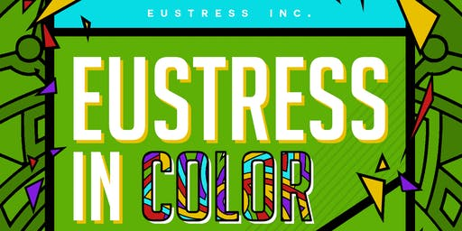 Eustress In Color: Adult Coloring Night