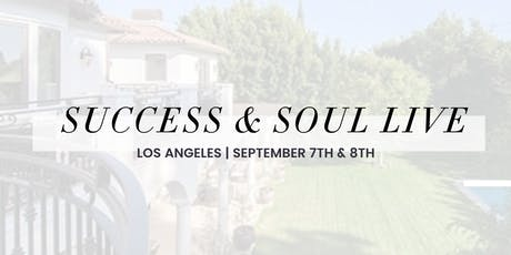 Success + Soul Live tickets