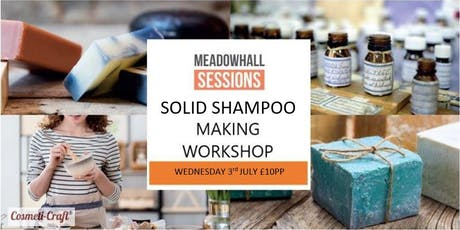 Solid Shampoo Making Workshop - Plastic Free Future! tickets