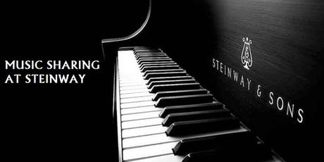Music Sharing at Steinway tickets