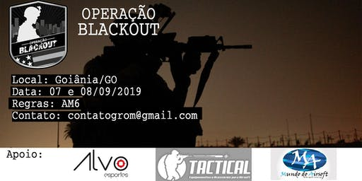 Operação Blackout - Goiânia