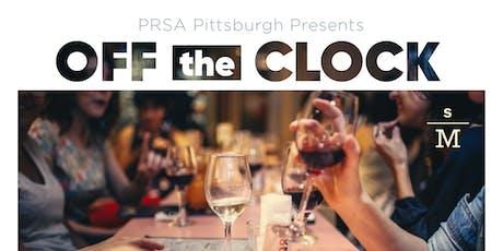 Off The Clock: A PRSA Happy Hour - Become a Renaissance Award Winner tickets