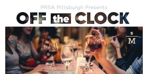 Off The Clock: A PRSA Happy Hour - Become a Renaissance Award Winner