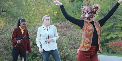 Arts in the Parks: There is No Word For Wilderness