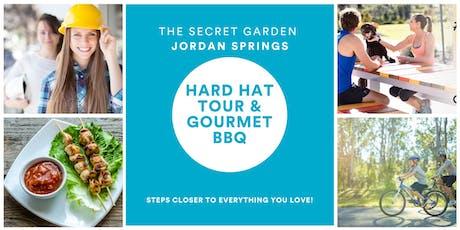 HARD HAT TOUR  The Secret Garden at Jordan Springs tickets
