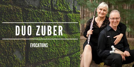 Chamber Music at San Miguel Chapel: DUO ZUBER tickets