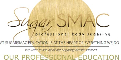 sugarSMAC Sugaring Artist 2 Day August Certification tickets