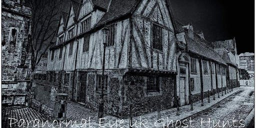 Leicester Guildhall Ghost Hunt Paranormal Eye UK