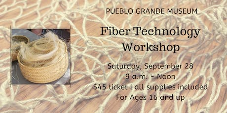 Fiber Technology Workshop tickets