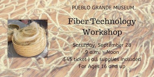 Fiber Technology Workshop