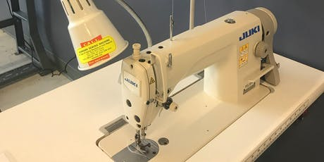 Basic Use and Safety: Sewing Machines - Straight Stitch and Walking Foot  tickets