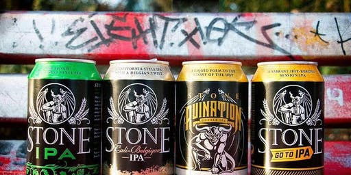 Stone Beer Dinner