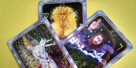 Interactive Introduction To Tarot tickets