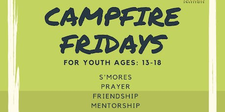 CAMPFIRE FRIDAYS! tickets