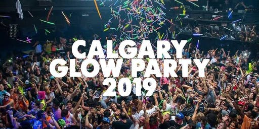 CALGARY GLOW PARTY 2019 | SATURDAY JULY 27