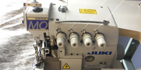 Basic Use and Safety: Serger  tickets