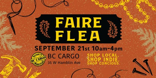 September Faire Flea BC