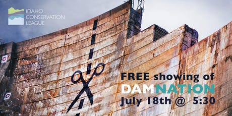 DAMNATION - A Film by Patagonia tickets