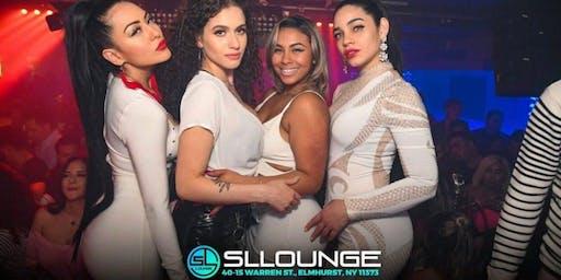 Latina party at SL Lounge
