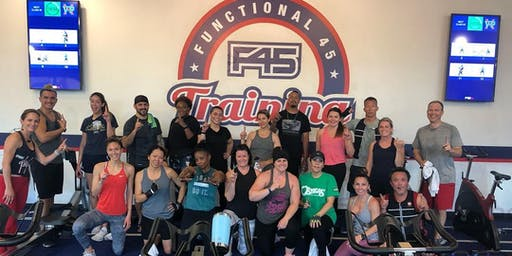 F45 Weight Loss Challenge Information Session