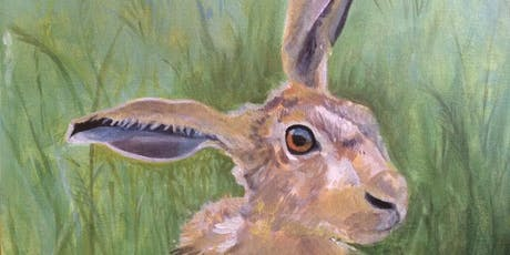 """Hare"" Family Paint Event with @blaeberryriverart tickets"