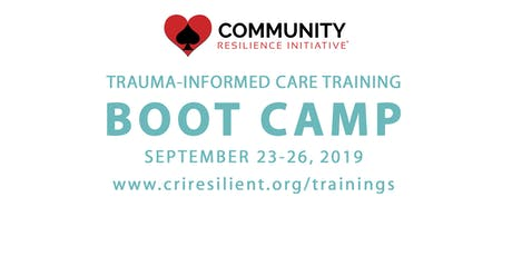 CRI Boot Camp tickets