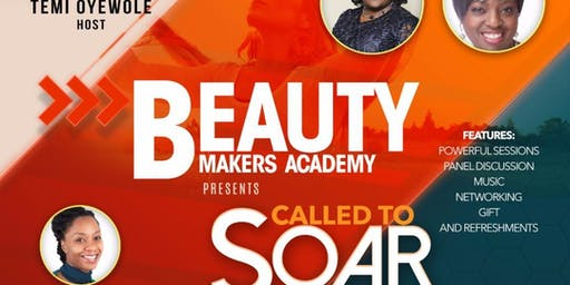 Beauty Makers Academy Conference 2019- Called to Soar