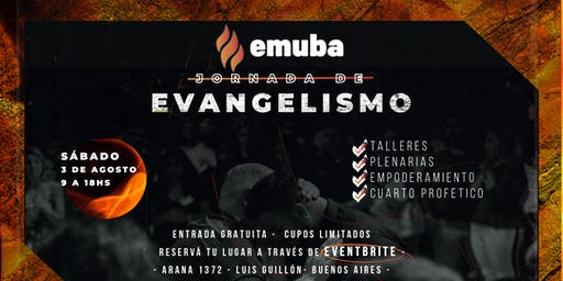 JORNADA DE EVANGELISMO