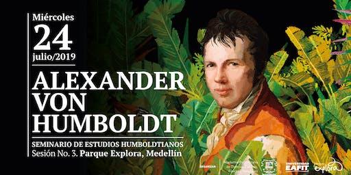 Celebremos a Alexander von Humboldt