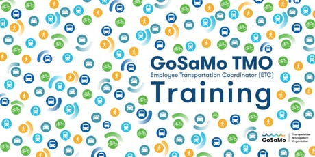 August 2019 Santa Monica Employee Transportation Coordinator (ETC) Training tickets