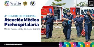 4o Congreso Regional de Atención Médica Prehospitalaria