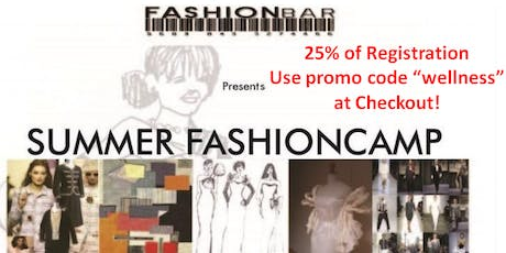 Summer FashionCamp - Execute a Fashion Show at NorthBrook Mall: FASHION GIVES BACK tickets