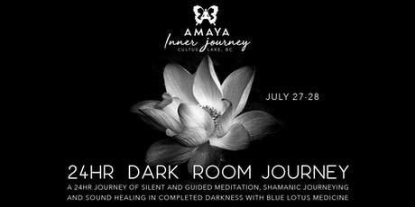 24HR Dark Room Journey tickets