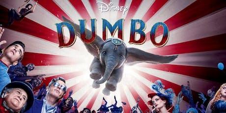 Pop Up York presents - 'Dumbo' (2019) PG tickets