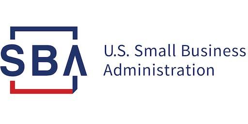 SBA, SBDC & USDA Lending Forum